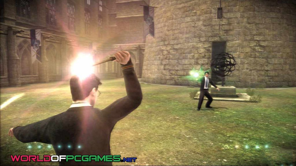 Harry Potter And The Half Blood Prince Free Download PC Game By Worldofpcgames.com