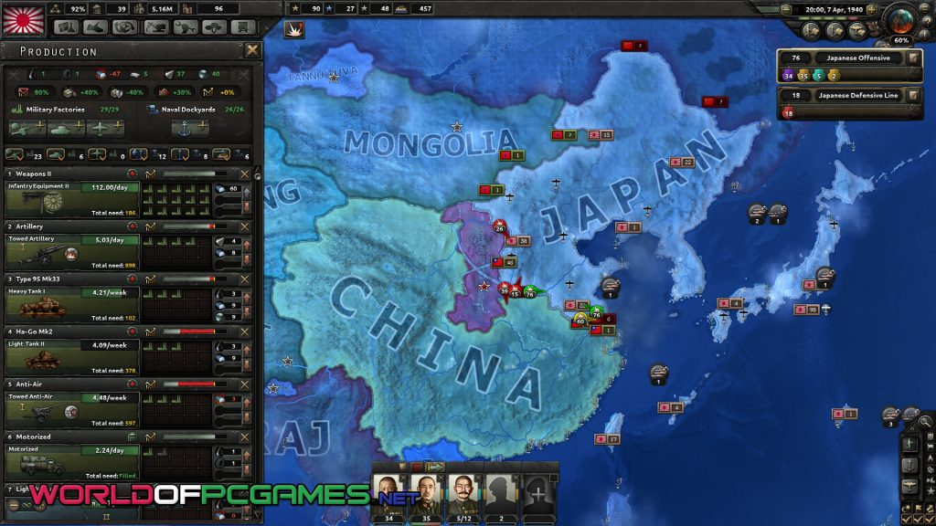 Hearts Of Iron IV Download Free For Mac OS