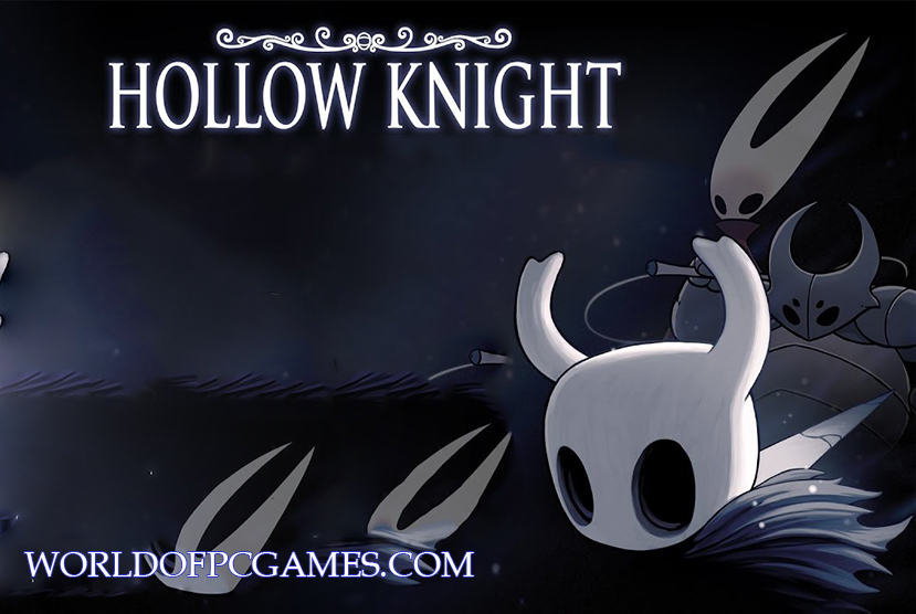 Hollow Knight Free Download PC Game By Worldofpcgames.com