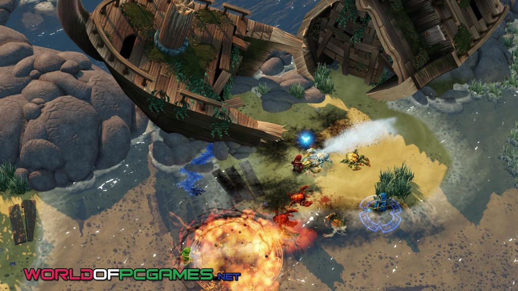 Magicka 2 Free Download PC Game By Worldofpcgames.com
