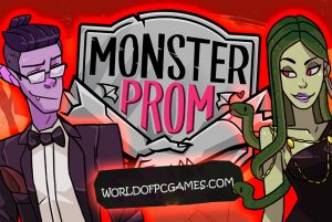 Monster Prom Free Download PC Game By Worldofpcgames.com