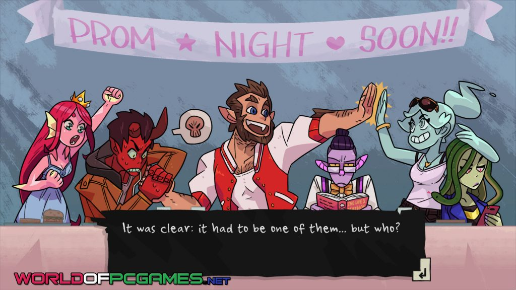 Monster Prom Free Download PC Game By Worldofpcgames.com.com