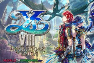 Ys VIII Lacrimosa Of DANA Free Download PC Game By Worldofpcgames.com
