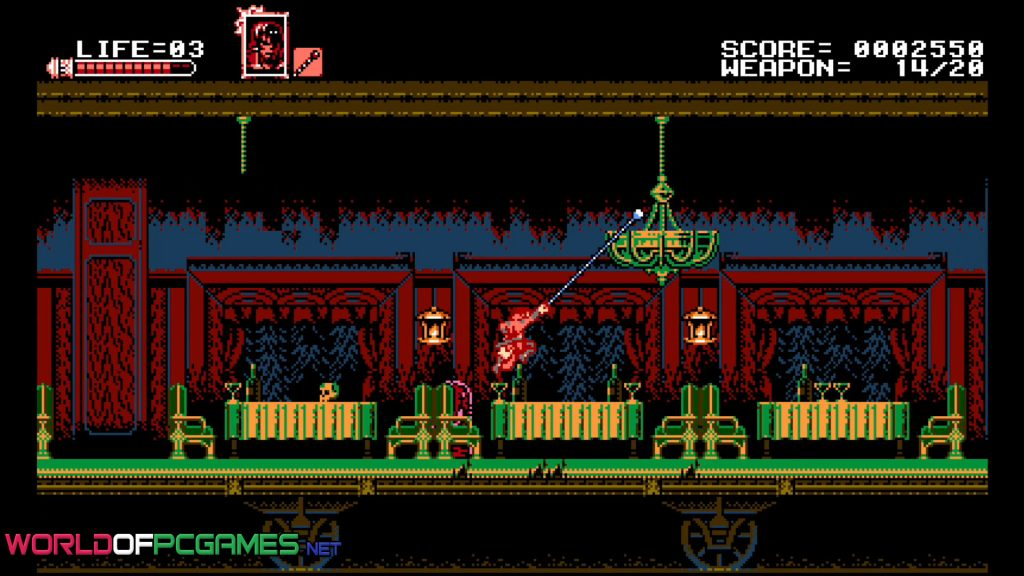Bloodstained Curse Of The Moon Download Free