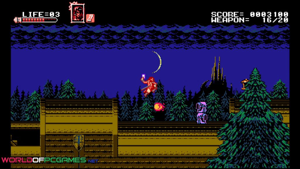 Bloodstained Curse Of The Moon Free Download By Worldofpcgames.com