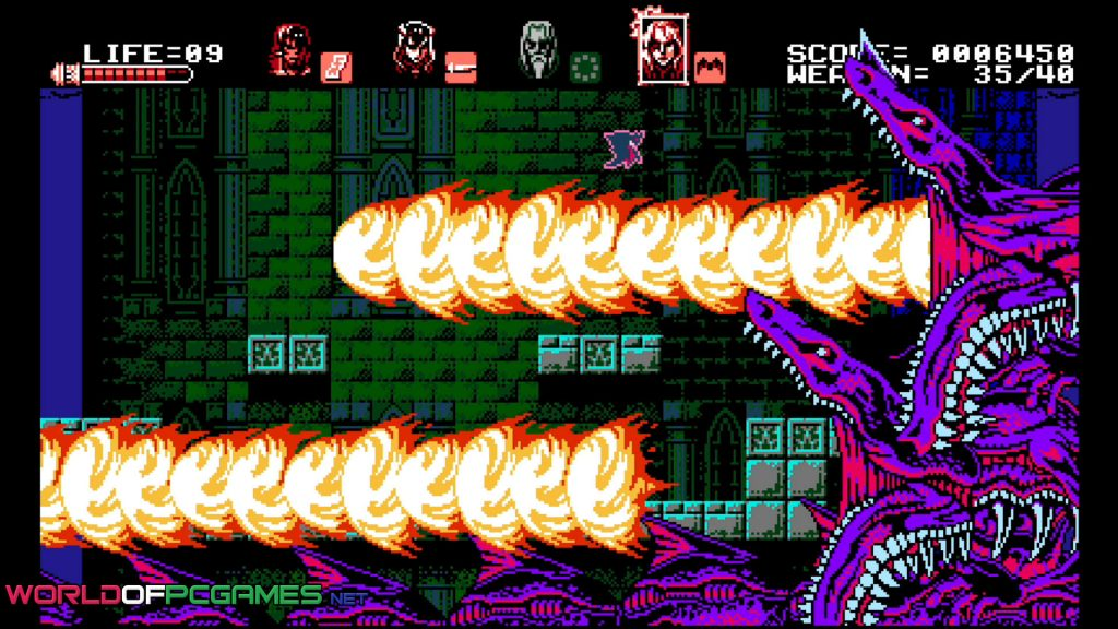 Bloodstained Curse Of The Moon Download Free - Free Games To