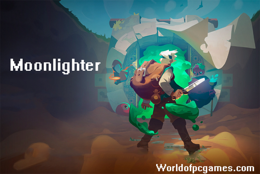 Moonlighter Free Download PC Game By Worldofpcgames.com