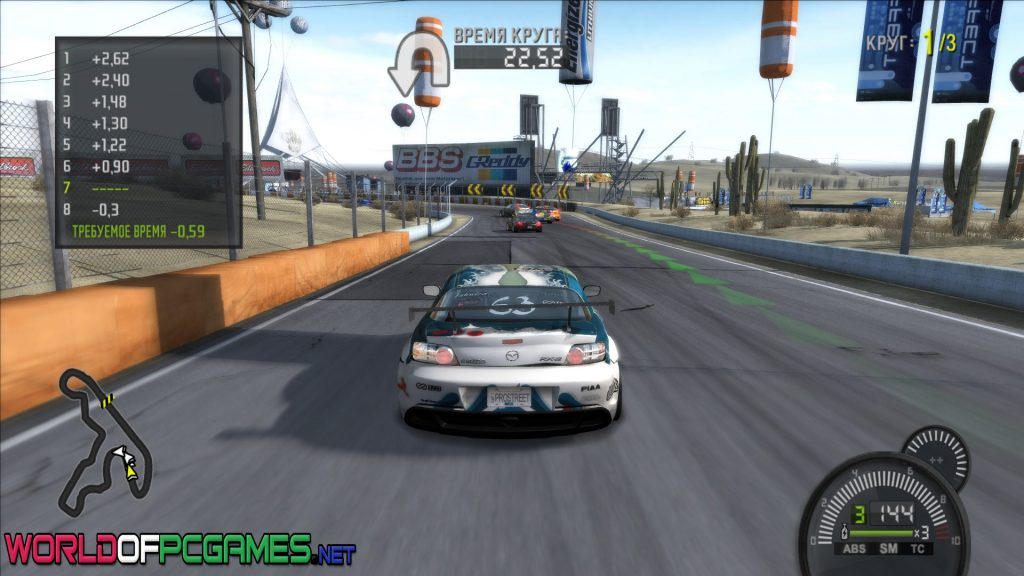 Need For Speed ProStreet Free Download By Worldofpcgames