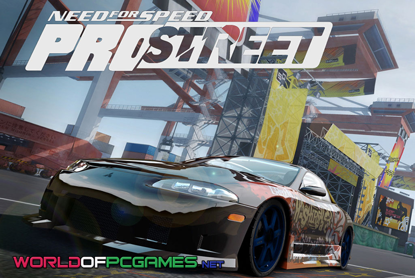 Need For Speed ProStreet Free Download PC Game By Worldofpcgames.com