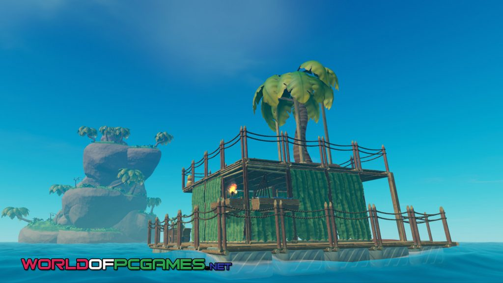 Raft Free Download PC Game By Worldofpcgames.com