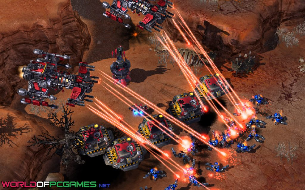StarCraft II Wings of Liberty Download Free