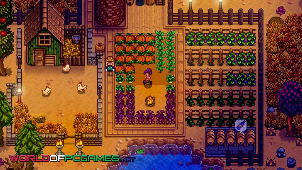 Stardew Valley Free Download PC Game By Worldofpcgames.com