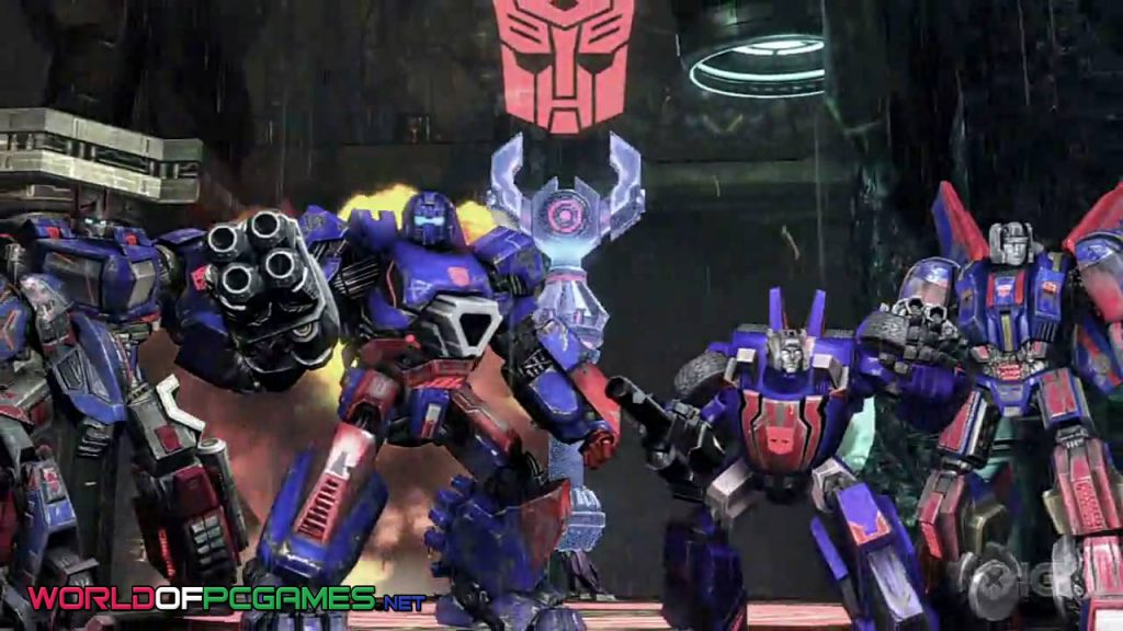 Transformers War For Cybertron Free Download PC Game By Worldofpcgames.com