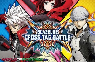 BlazBlue Cross Tag Battle Download Free