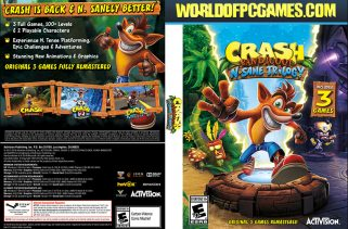 Crash Bandicoot N Sane Trilogy Free Download PC Game By Worldofpcgames.com