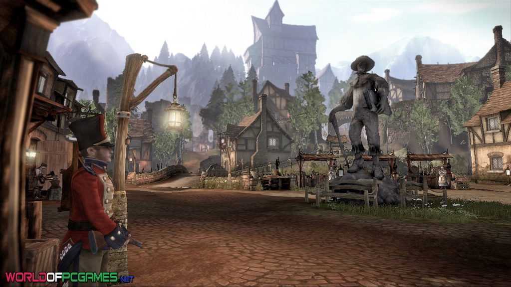 Fable III Free Download By Worldofpcgames.com