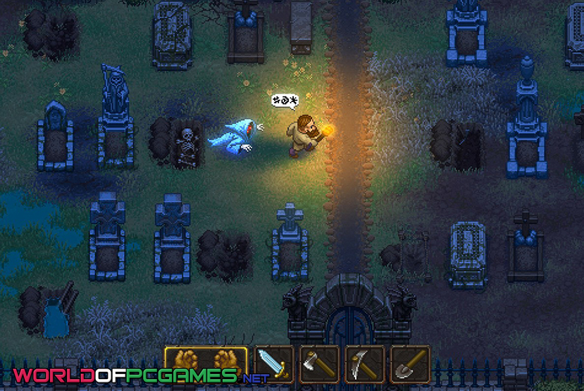 Graveyard Keeper Free Download PC Game By Worldofpcgames.com