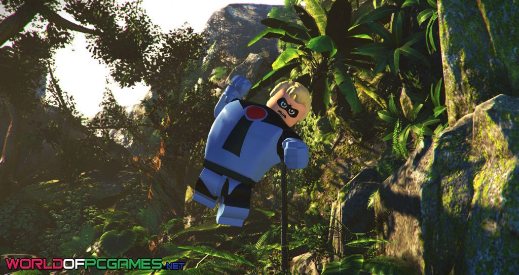 LEGO The Incredibles Free Download By Worldofpcgames.com