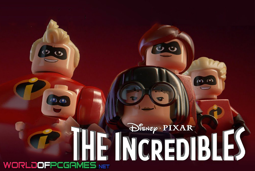 LEGO The Incredibles Free Download PC Game By Worldofpcgames.com