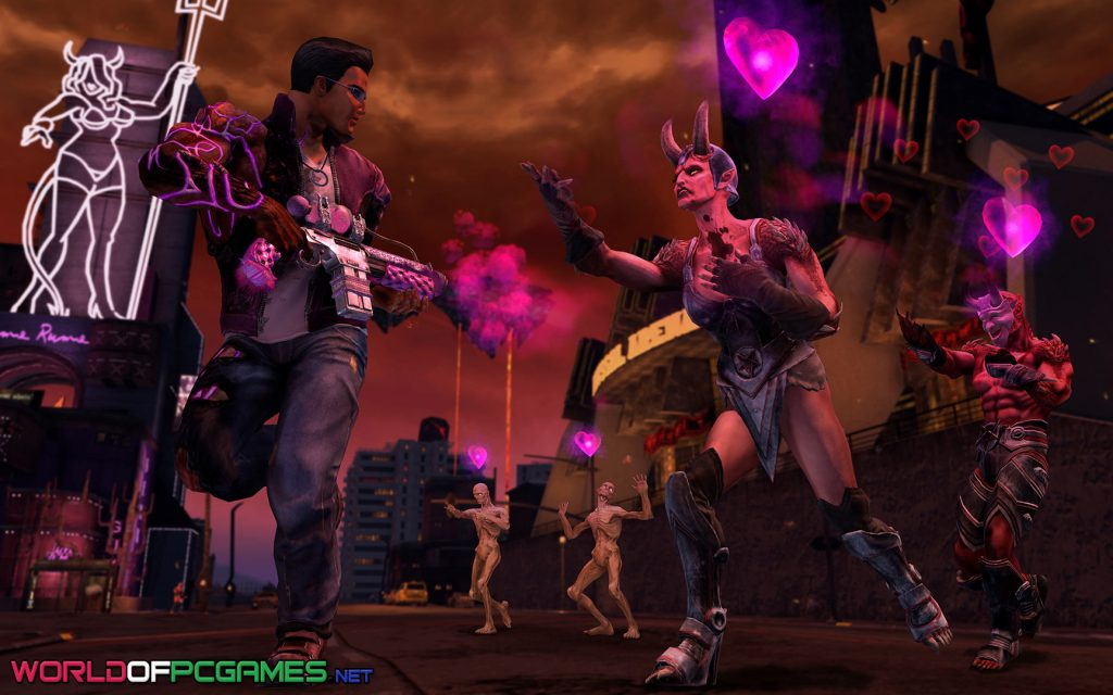 Saints Row Gat Out Of Hell By Worldofpcgames.com