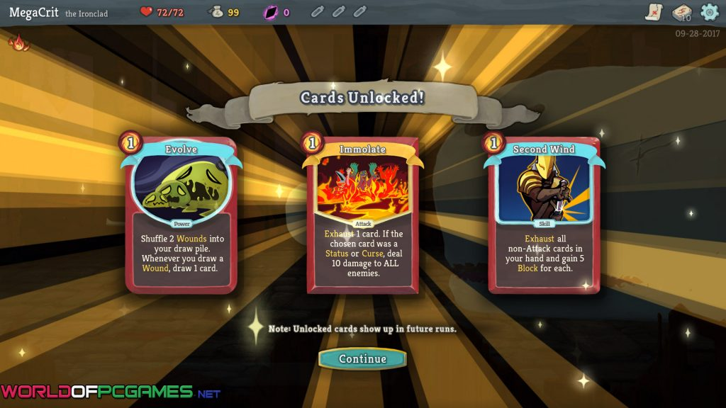 Slay The Spire Free Download By Worldofpcgames.com
