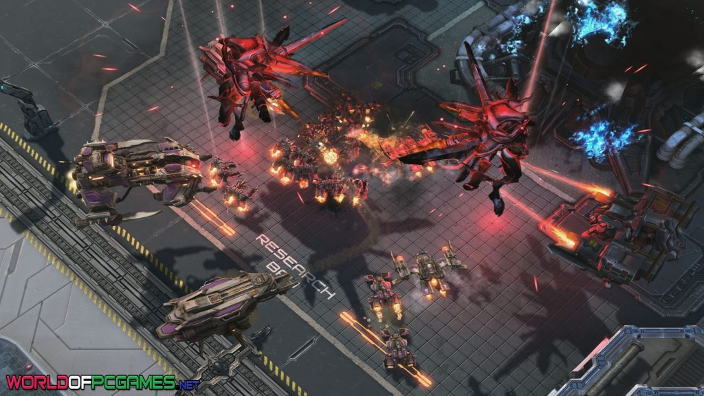 Starcraft II Mac Free Download By Worldofpcgames.com