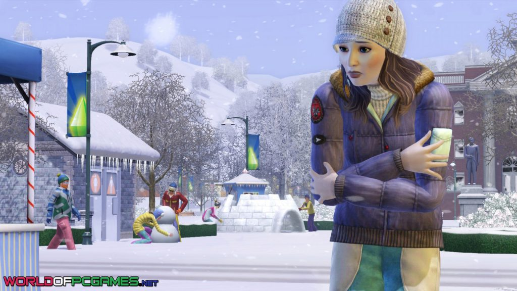 The Sims 4 Seasons Download Free