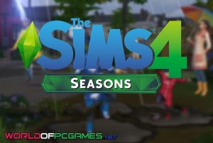 The Sims 4 Seasons Free Download PC Game By Worldofpcgames.com