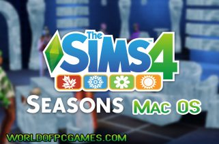 The Sims 4 Seasons Mac OS Download Free