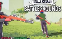 Totally Accurate Battlegrounds Free Download PC Game By Worldofpcgames.com
