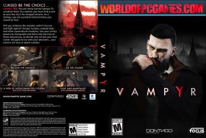 Vampyr Free Download PC Game By Worldofpcgames.com