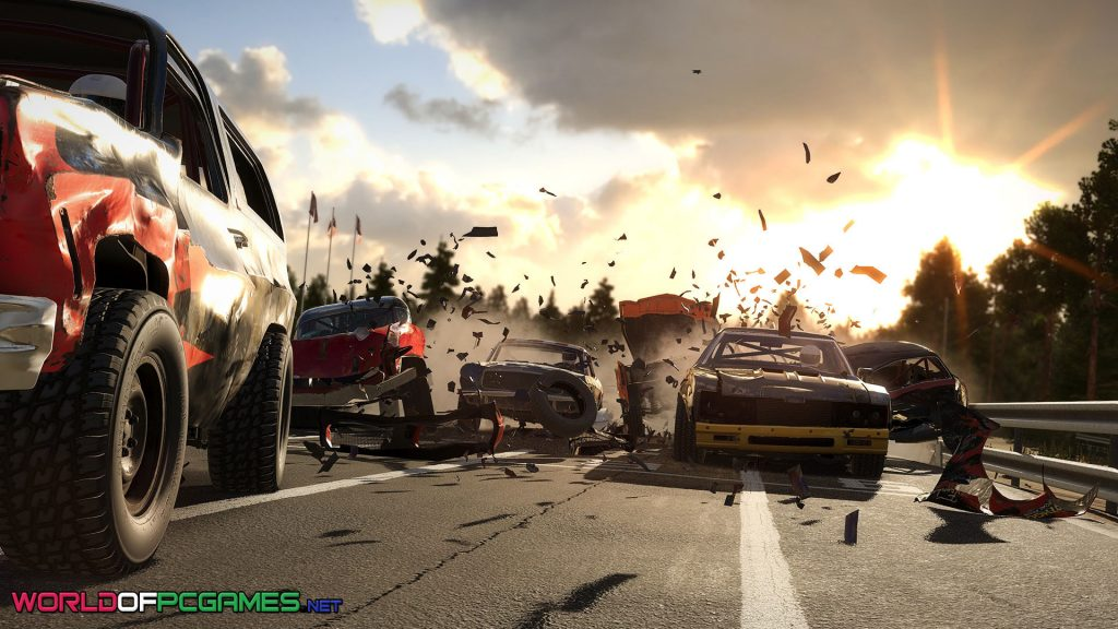 Wreckfest Free Download By Worldofpcgames.com