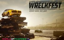 Wreckfest Free Download PC Game By Worldofpcgames.com