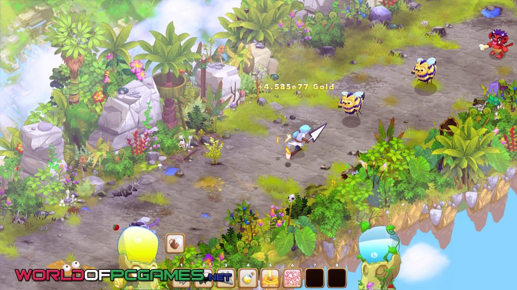 Clicker Heroes 2 Free Download PC Game By Worldofpcgames.com