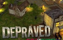 Depraved Free Download PC Game By Worldofpcgames.com