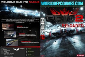Grid 2 Reloaded Free Download PC Game By Worldofpcgames.com