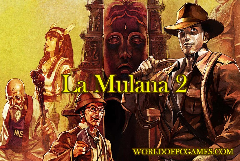 La Mulana 2 Free Download PC Game By Worldofpcgames.com