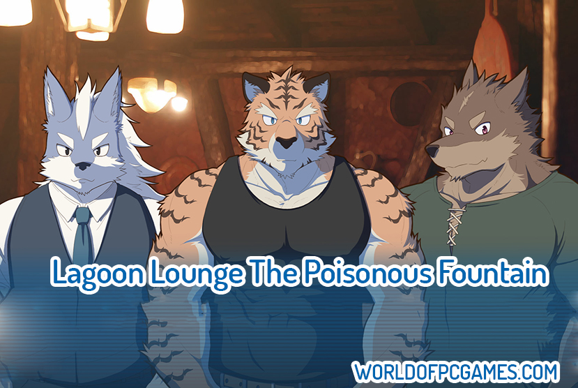 Lagoon Lounge The Poisonous Fountain Free Download PC Game By Worldofpcgames.com