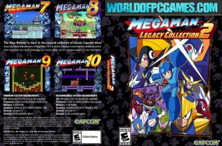 Mega Man X Legacy Collection 2 Download Free