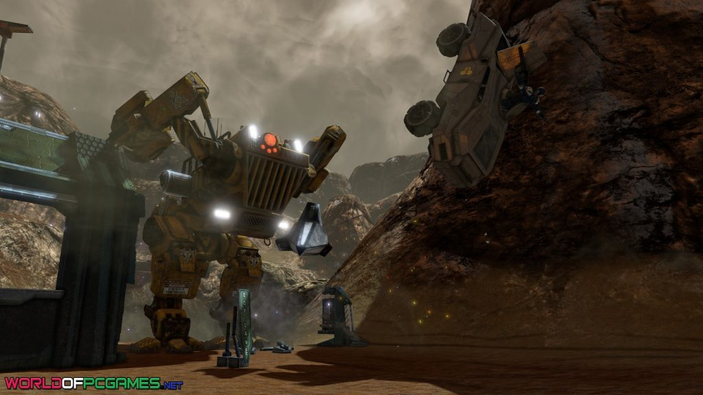 Red Faction Guerrilla Re-Mars-Tered Free Download By Worldofpcgames.com
