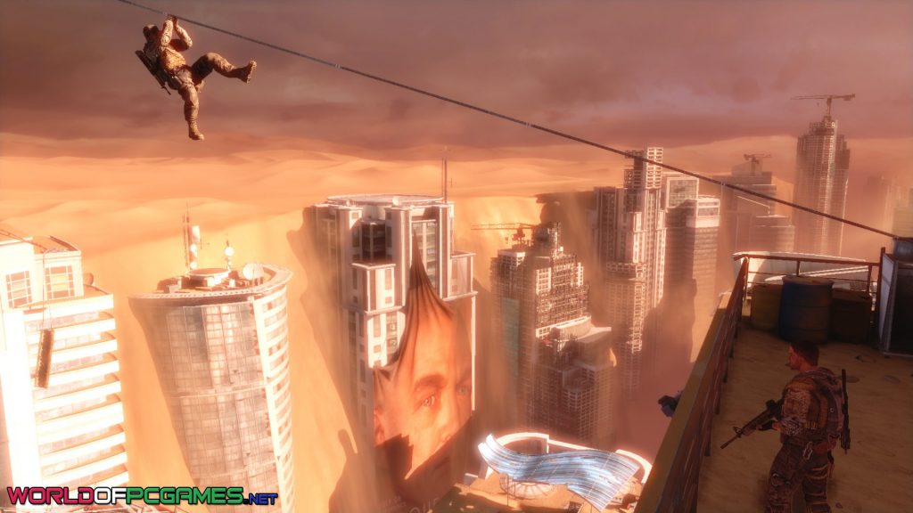 Spec Ops The Line MAC Free Download By Worldofpcgames.com