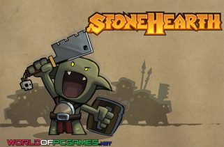 Stonehearth Free Download PC Game By Worldofpcgames.com