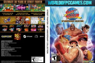 Street Fighter 30th Anniversary Collection Download Free