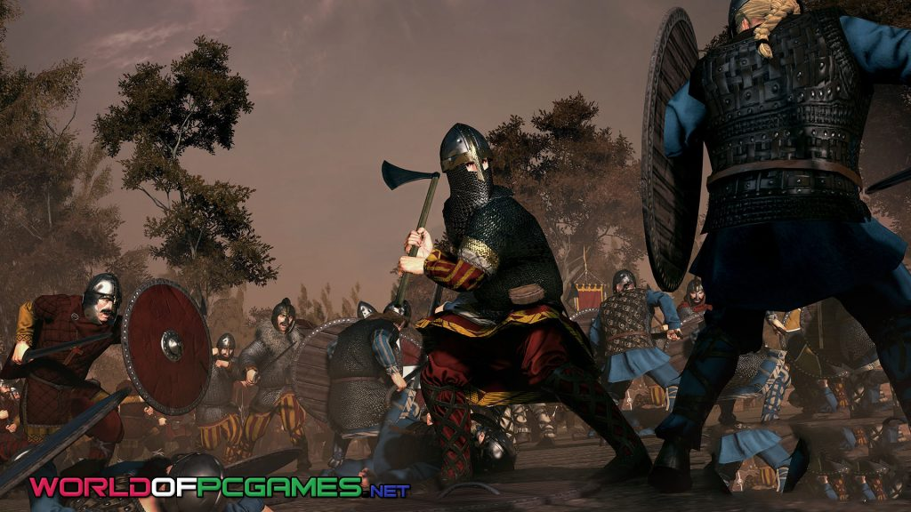 Total War Saga Thrones of Britannia Free Download PC Game By Worldofpcgames.com