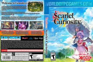 Touhou Scarlet Curiosity Free Download PC Game By Worldofpcgames.com
