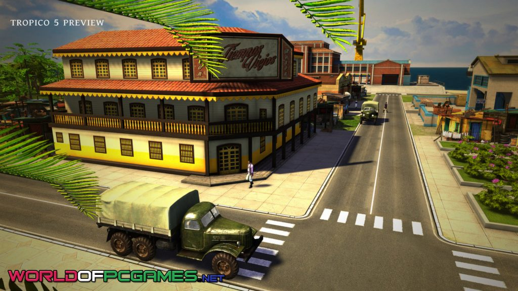 Tropico 5 Free Download Complete Collection By Worldofpcgames.com