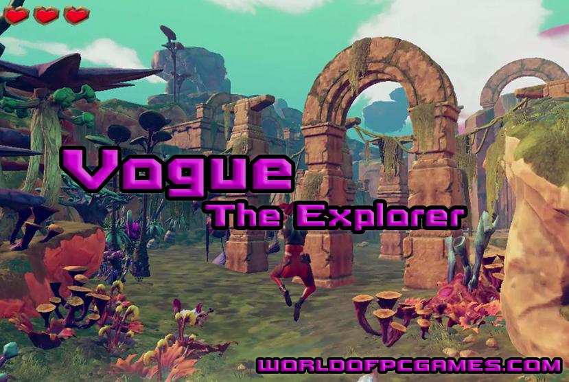 Vogue The Explorer Free Download PC Game By Worldofpcgames.com