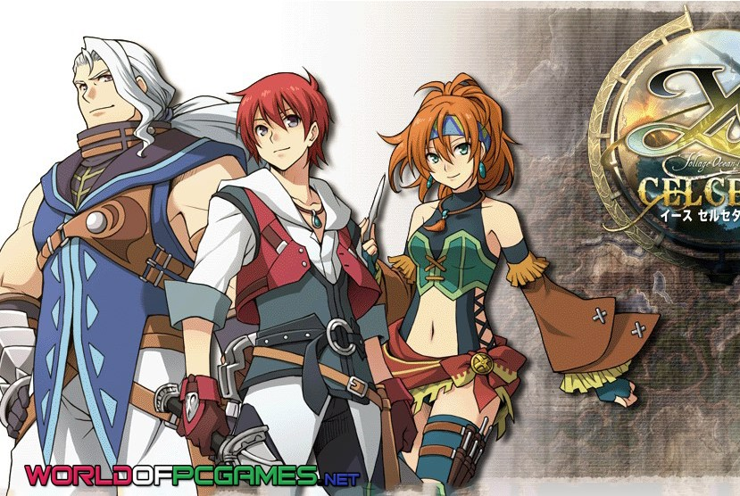 Ys Memories Of Celceta Free Download PC Game By Worldofpcgames.com