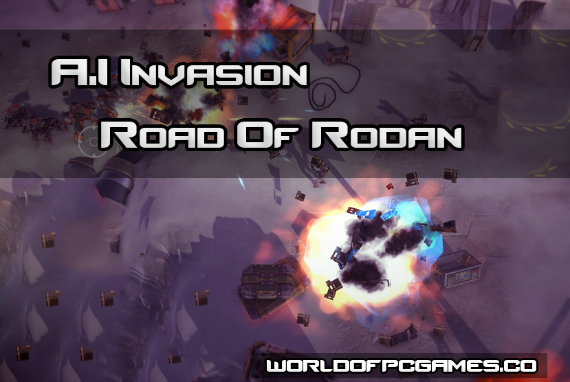 A I Invasion Road Of Rodan Free Download PC Game By Worldofpcgames.co