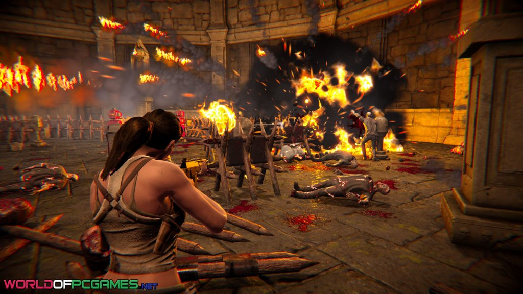Blood Waves Free Download By Worldofpcgames.co